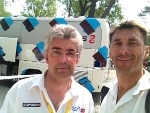 Marc Madiot tour de france 2013