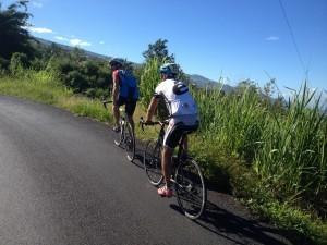 Vélo à Saint Leu