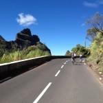 Sortie vélo à Cilaos Réunion
