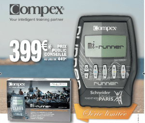 electrostimulation mi-runner compex