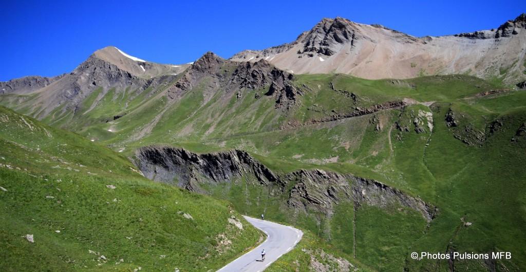 col du Galibier hautes alpes
