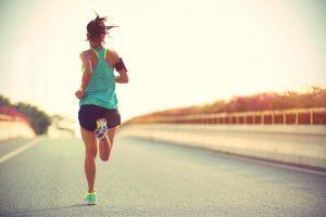 courir-doucement-à jeun