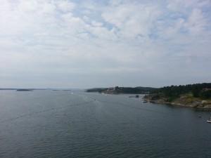 11 - Vue depuis les ponts suspendus