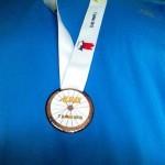 medaille étape du tour 2013