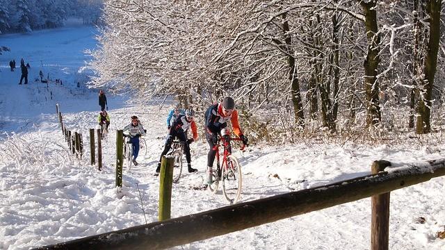 entraintement vélo hiver