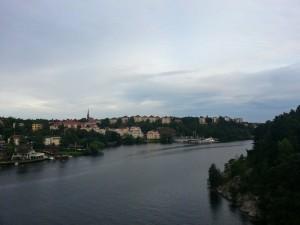 26 - ArrivÇe sur Stockholm