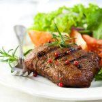 vélo, régime, protéines, viande