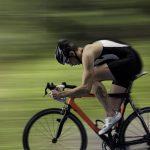 entraînement, à jeun, performant, vélo