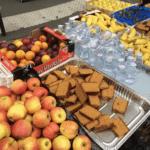grimper, cols, cyclo, alimentation, ravitaillements