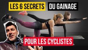 Les 6 secrets du gainage pour les cyclistes