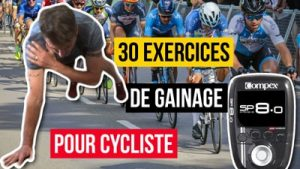 30 exercices de gainage pour les cyclistes