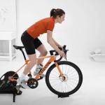 vélo, simulateur, entrainement, entraineur, capteur