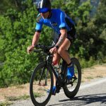 Triathlon, Half d'Aix en Provence 2019, motivation, course, engagement, vélo