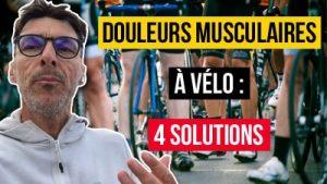 douleurs musculaires à vélo