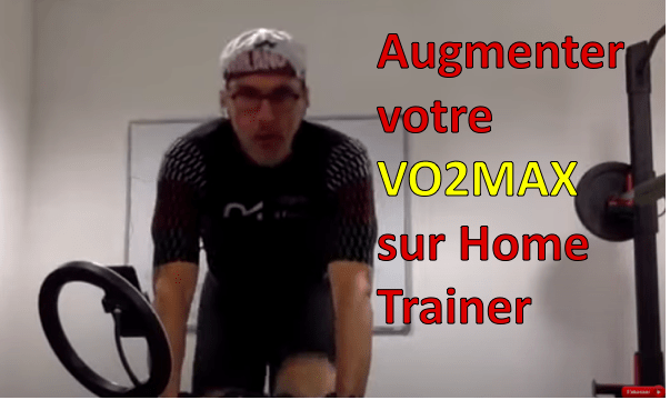 Séance Home trainer VO2 max ( initiation)