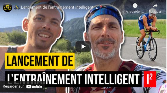 lancement de l'entrainement intelligent i2 instinct x intuition
