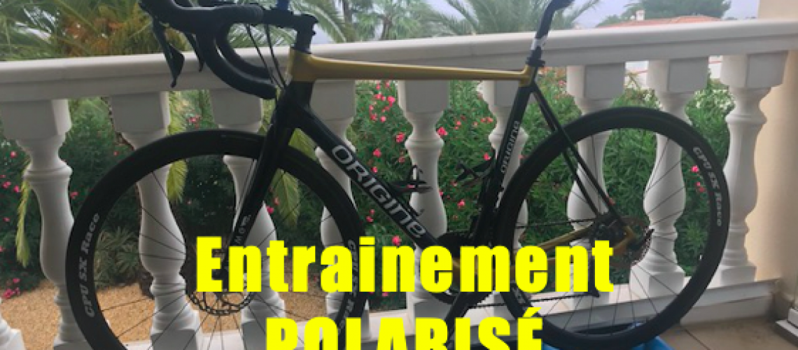 Home trainer seance polarisé
