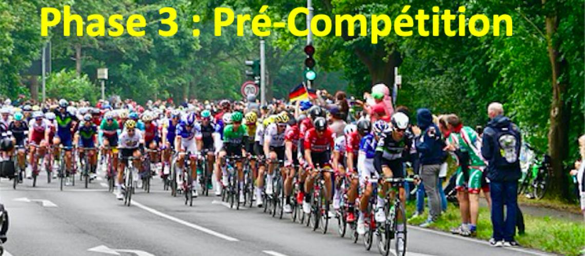 Course de vélo, comment se préparer ?