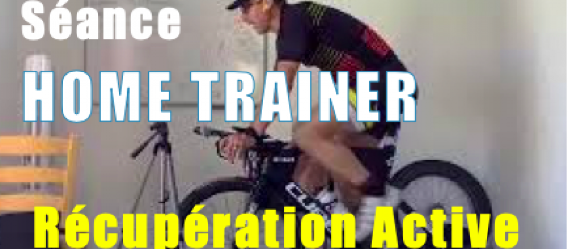 recuperation active home trainer